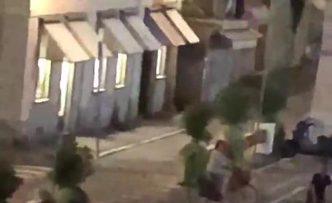 Rissa in strada a porta Ombriano, sale la preoccupazione