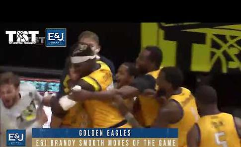 VIDEO La tripla decisiva di Travis Diener, i Golden Eagles vincono 1 milione di dollari