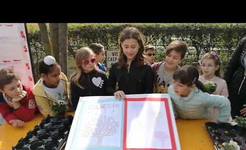VIDEO La Festa dell'albero a Cremosano