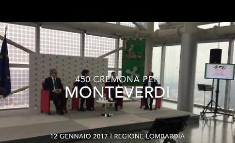 Il video della presentazione delle celebrazioni monteverdiane