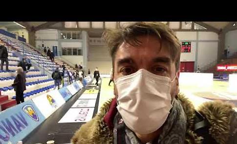 VIDEO Vanoli Cremona - Trieste 80-101: il commento di Fabrizio Barbieri