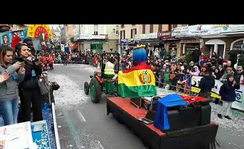 VIDEO Carnevale Cremasco 2018, la sfilata di domenica 4 febbraio