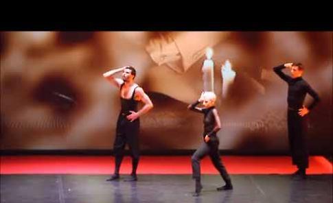 Danza, 'Lorca sono tutti'