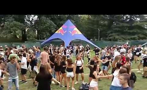 Shure Music festival al parco Bonaldi di Crema