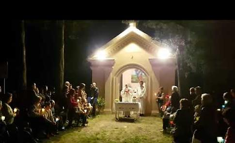 VIDEO Santa Maria di Lamo, folla per il rito delle rogazioni