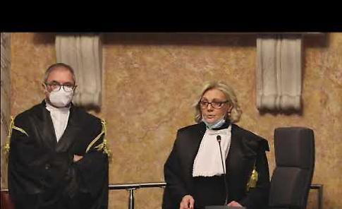VIDEO Ergastolo a Jacob Danho: la lettura della sentenza