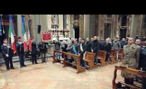 VIDEO Attentato di Nassiriya: omaggio ai Caduti