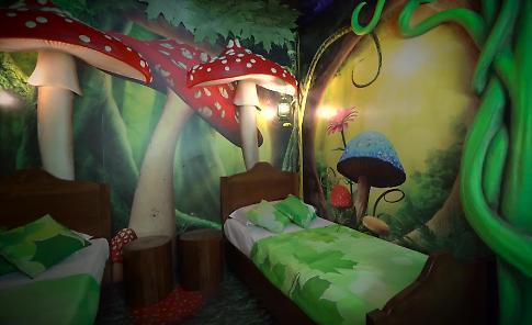 VIDEO Gardaland Magic Hotel, la Foresta Incantata