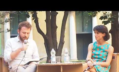 VIDEO Lo scrittore Paolo Giordano al museo civico di Cremona