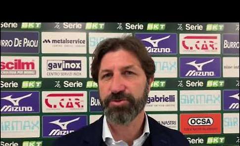 VIDEO Cittadella - Cremonese: l'analisi di mister Massimo Rastelli