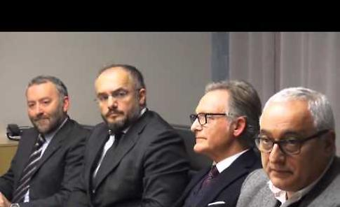 L'incontro sull'accorpamento delle Camere di commercio di Cremona e Mantova