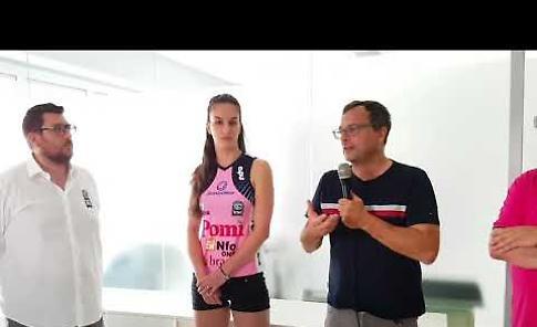 VIDEO - Danica Radenkovic, nuova giocatrice della Pomì