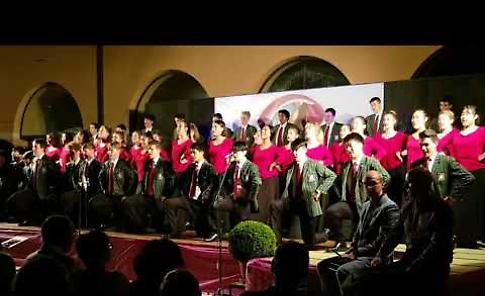 VIDEO Concerto coro della Nuova Zelanda all'Internazional Festival di Casalmaggiore