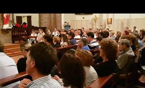 VIDEO Stupor Mundi Argentina, il concerto Misa Tango nella chiesa di San Francesco