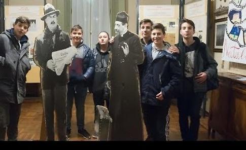 Liceo Vida, la Notte bianca dei classici