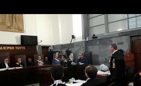 VIDEO  Bus dirottato: la deposizione del secondo teste