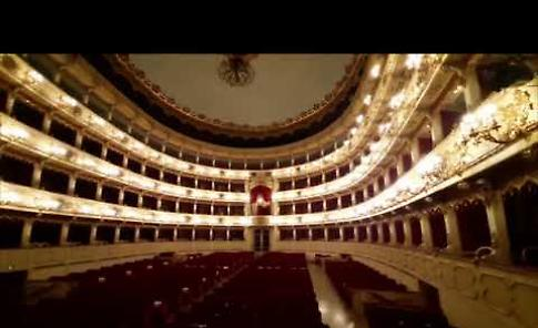 VIDEO Si riaccendono le luci al teatro Ponchielli