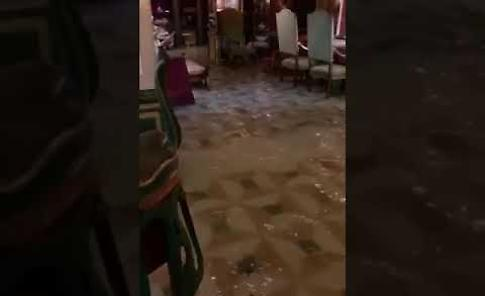 VIDEO Venezia travolta dall'acqua