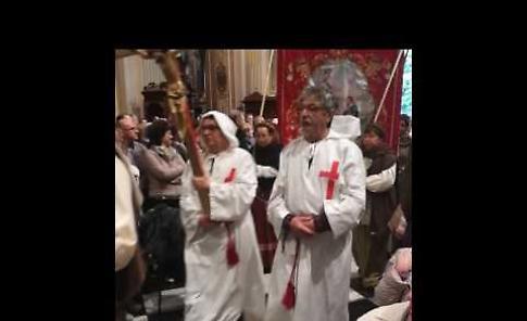 VIDEO In 1.500 al pellegrinaggio Vailate-Caravaggio