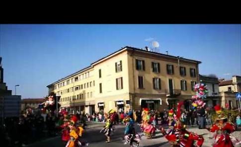 Gran Carnevale Cremasco 2017: il video della sfilata del 19 febbraio