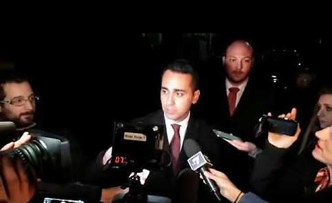 VIDEO Intervista a Luigi Di Maio in visita a Crema