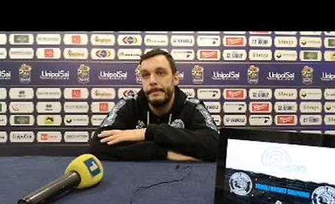 VIDEO Vanoli, coach Galbiati: 'Proveremo a restituire a Trieste la mazzata che ci hanno dato all'andata'