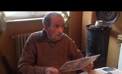 VIDEO Bergamaschi rilegge la sua cartolina