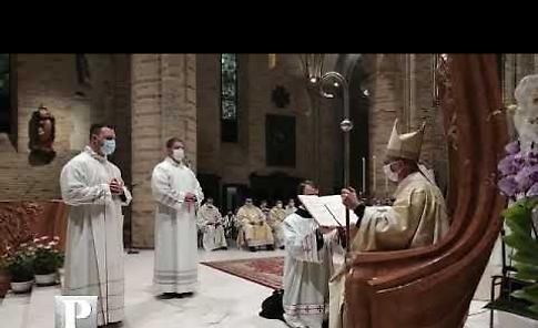 VIDEO Cristian ed Enrico sono diaconi