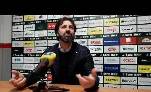 VIDEO Cremonese-Venezia 0-0: l'analisi di mister Rastelli