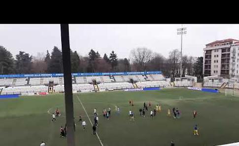 VIDEO Pro Vercelli -Pergolettese 1-0: il commento  alla partita