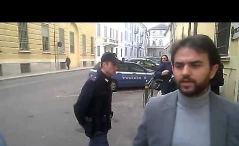 L'unità mobile della Polizia/2