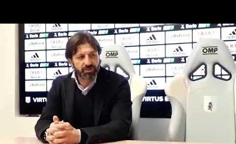 VIDEO Entella-Cremonese 1-1: l'intervista a mister Rastelli