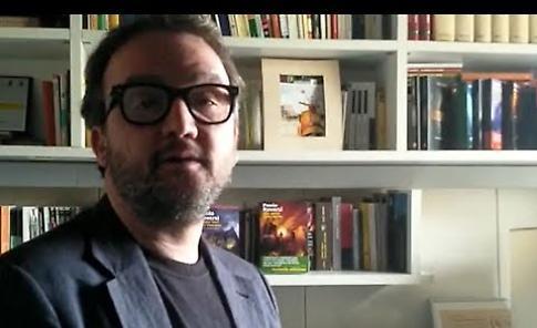VIDEO Lo scrittore Paolo Roversi presenta l'appuntamento online di mercoledì 17 giugno