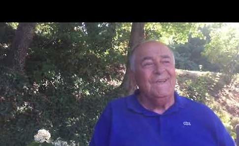 VIDEO - Il messaggio che Bertolucci ha spedito nell'agosto 2015