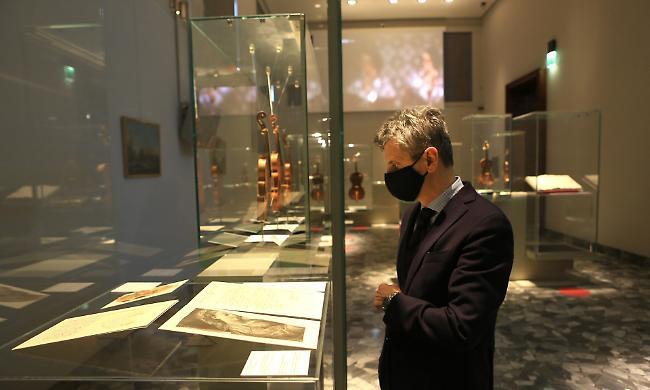 I violini di Vivaldi e le Figlie di Choro, un assaggio della mostra