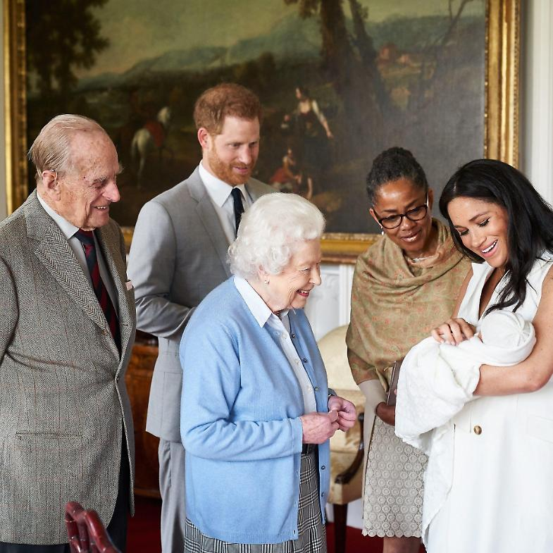 Un Royal Baby Di Nome Archie