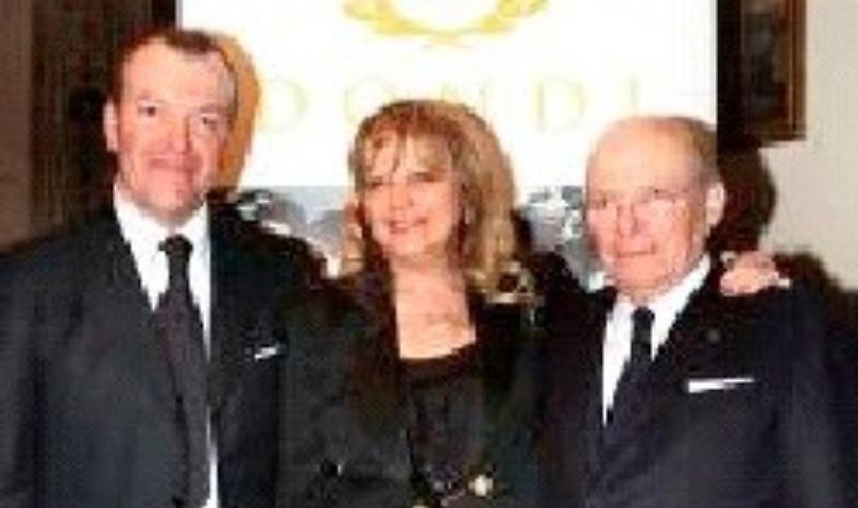 Si è spento l'imprenditore Alfredo Dondi