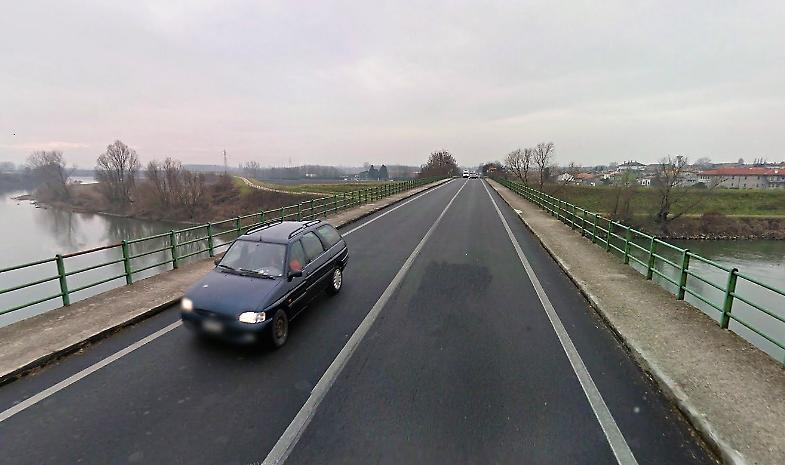Domenica stop al transito sul ponte