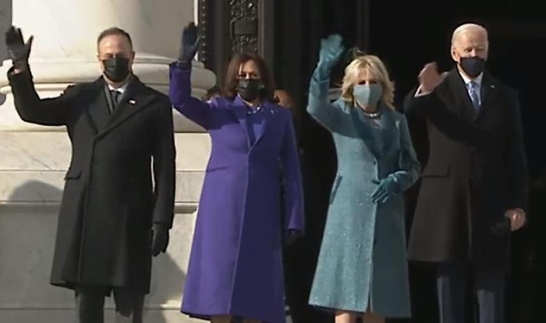 LIVE Biden arrivato a Capitol Hill per cerimonia giuramento