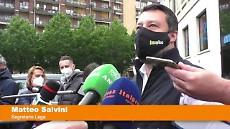 """Comunali, Salvini """"Fare in fretta, con i no non si va avanti"""""""
