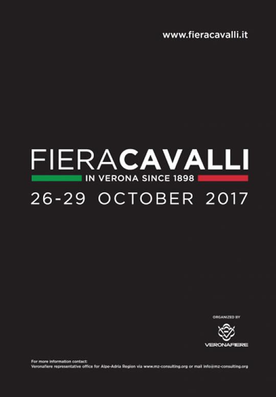 Veronafiere Calendario.A Verona La 119 Edizione Di Fieracavalli La Provincia